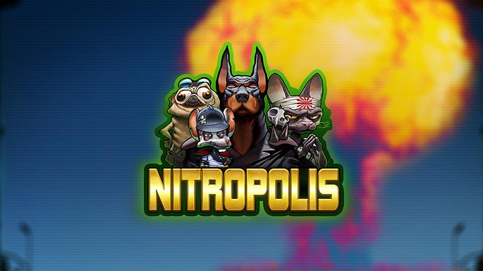 สล็อต ง่ายๆ สนุกไปกับเกมส์ปั่นเงิน Nitropolis 2