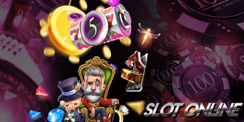 เกมหาเงินเกม Slot Online